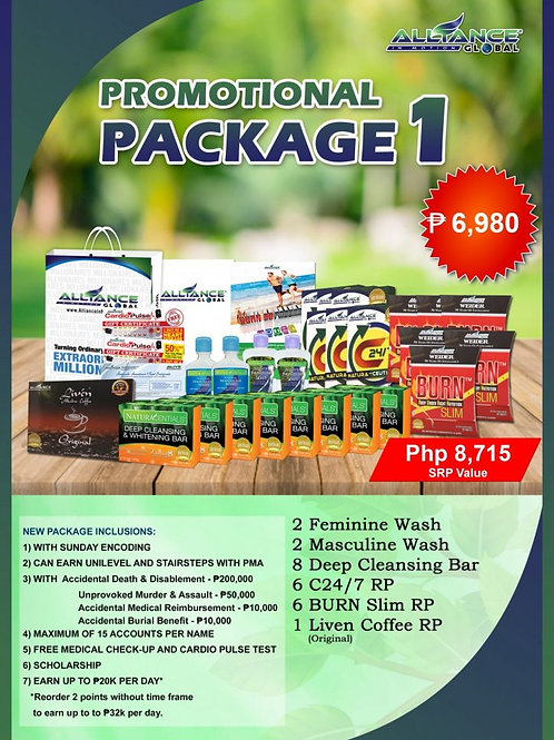 Promotional Package 1