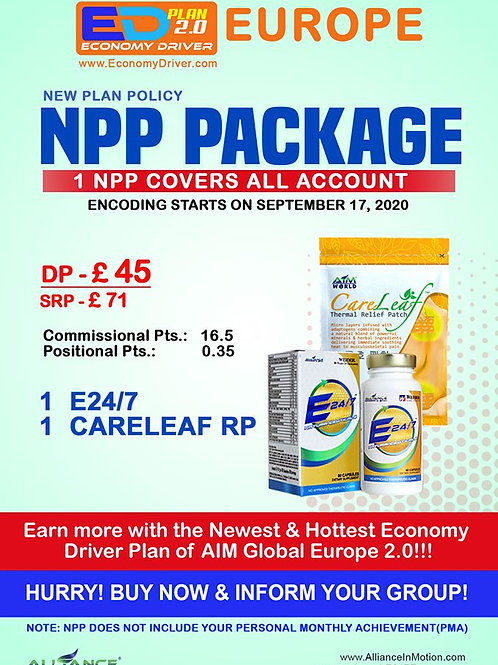 NPP ED Package