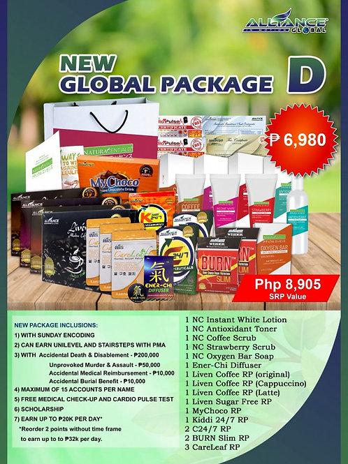 Global Package D