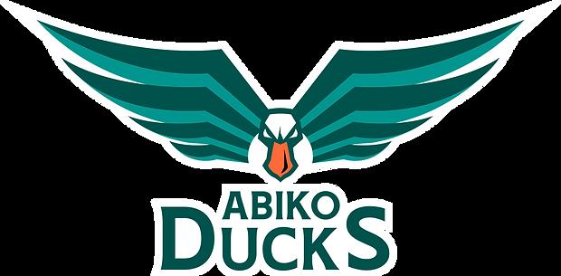 Abiko Ducks Logo final stroke.png