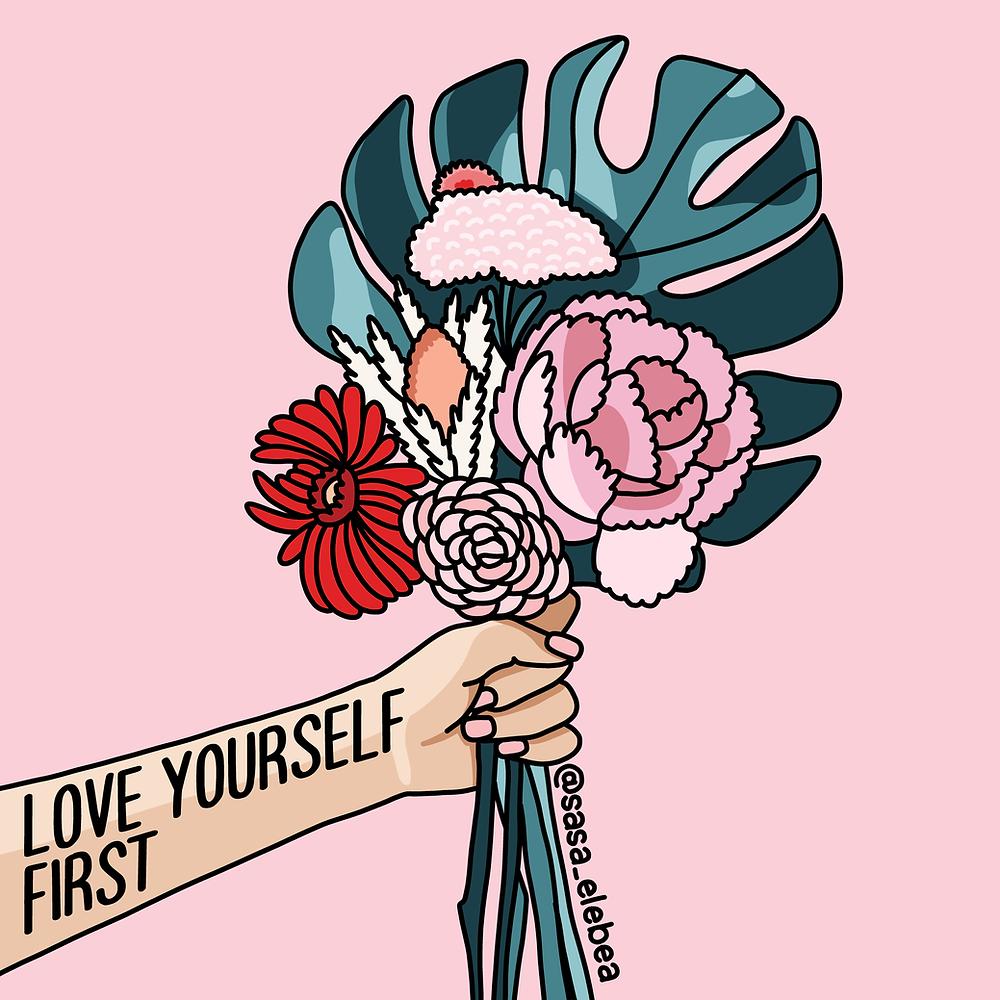 Sasa Elebea self love