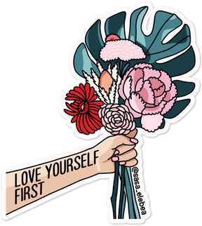 Love yourself first >