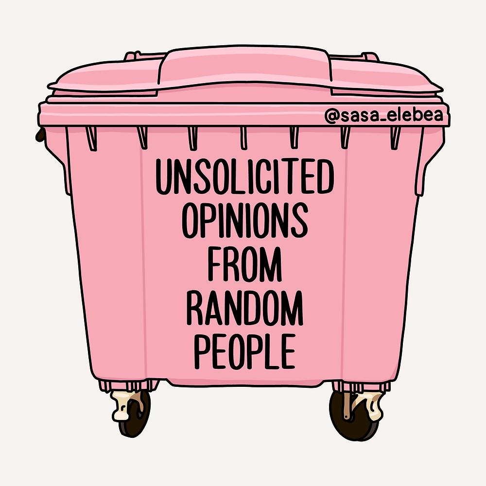 Sasa Elebea unsolicited opinions