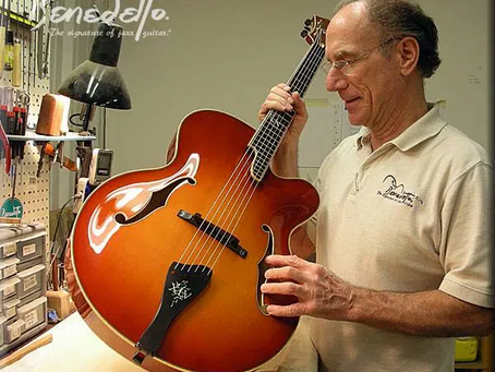 Benedetto Archtop Guitars - A Beautiful Gallery!