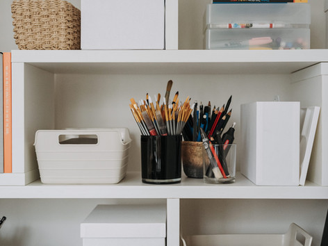 Small Steps And Little Tips To Getting Decluttered