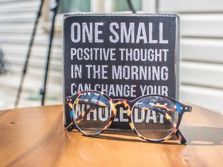 Let's Get Positive.  Ditch The Negativity!