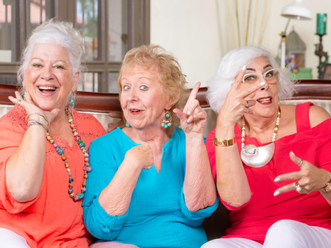 Getting Old Requires A Sense of Humor-Funny Quotes About Getting Old