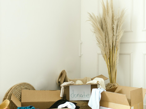 Challenge Yourself To Five Days Of Decluttering