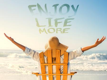 Simple Ways To Enjoy Life More