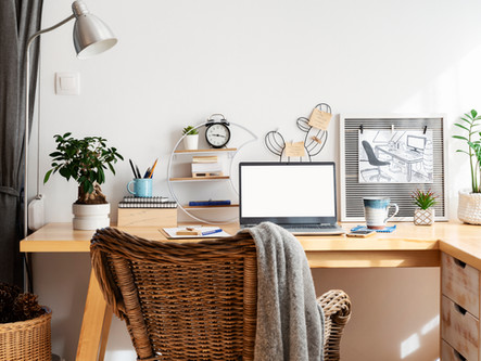 Creating A Home Office Work Space