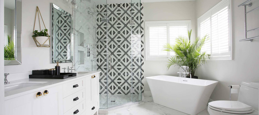 New Master Bathroom - Thomas Cook