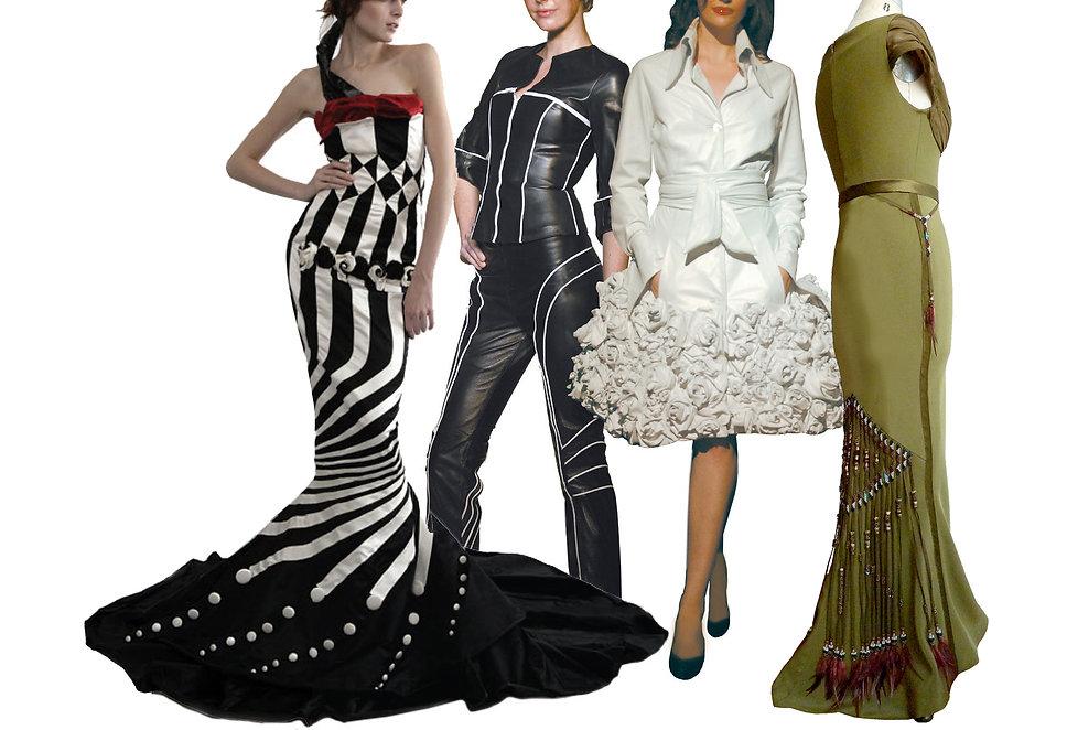 Custom made couture - Hamptons, NYC