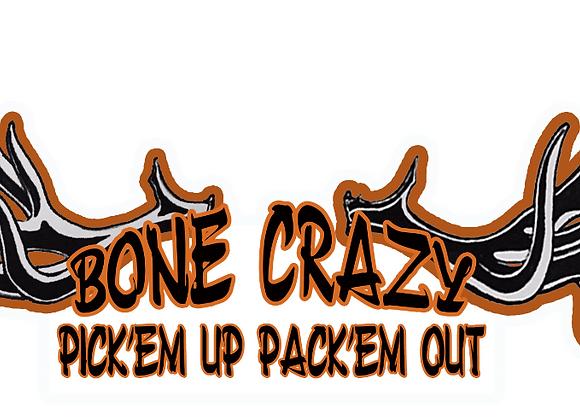 BoneCrazyArt Small Decals