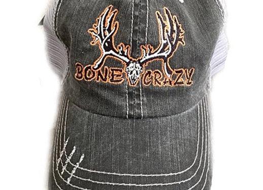 BoneCrazyArt Hat