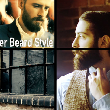 Barber Beard Style