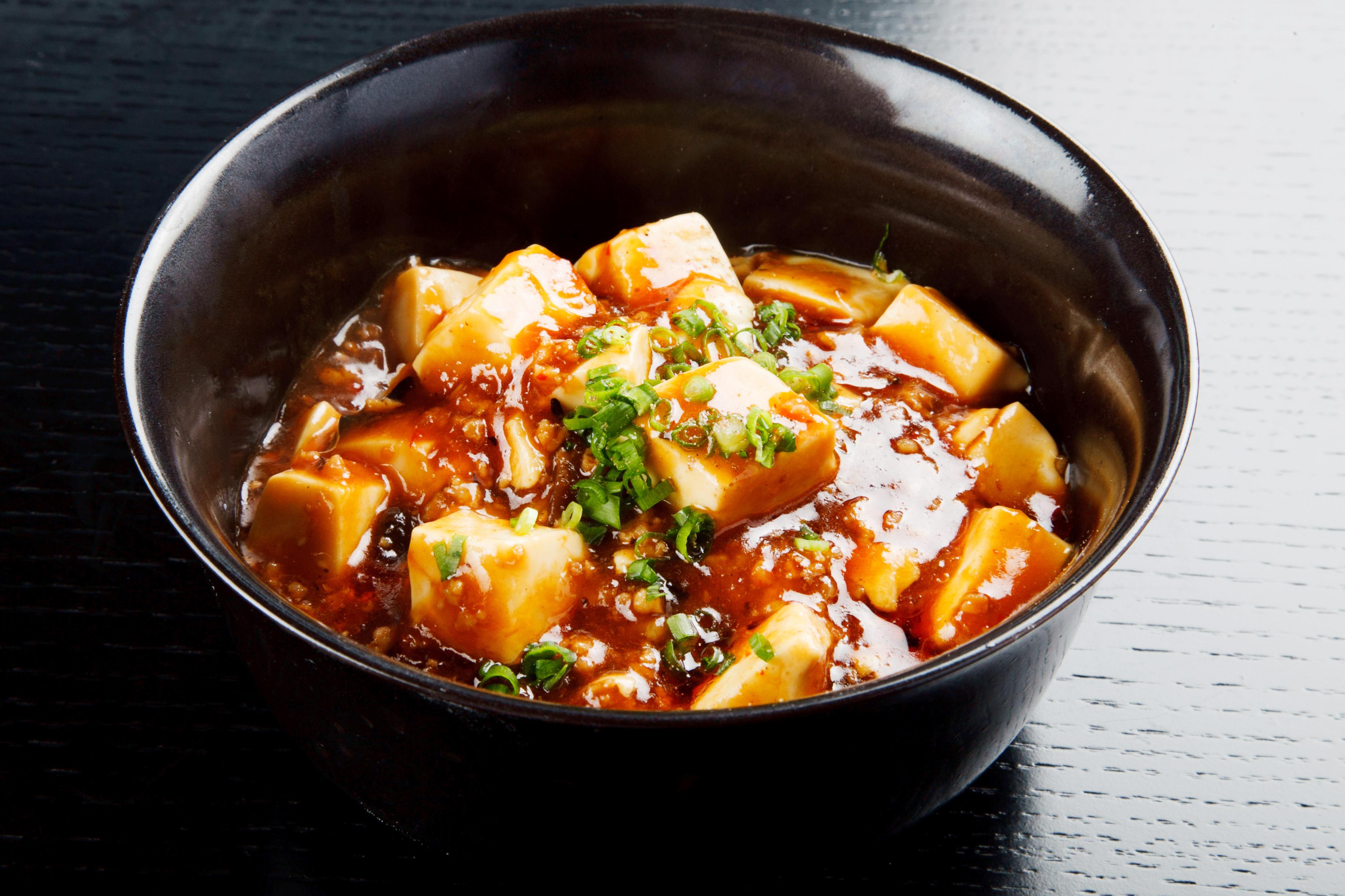 麻婆丼(バリューランチ)