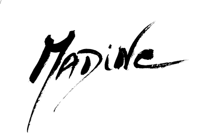 Signature de Madine , Adeline Donze l'Artiste