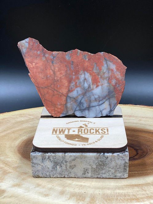 NWT ROCKS! Specimens & display stand