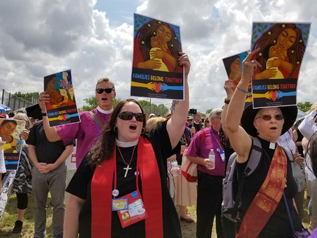 Presiding Bishop's Statement on the Crisis at the U.S. Border
