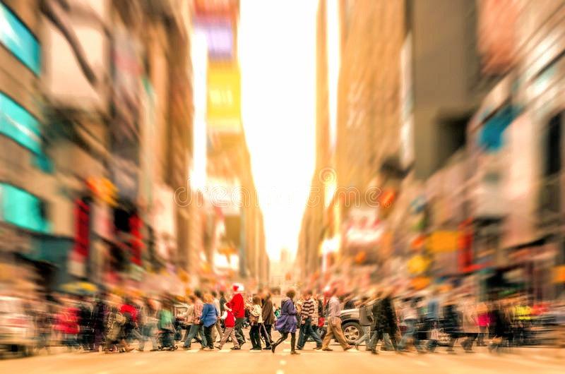 melting-pot-people-walking-manhattan-new-york-city-zebra-crossing-traffic-jam-th-avenue-sunset-crowd