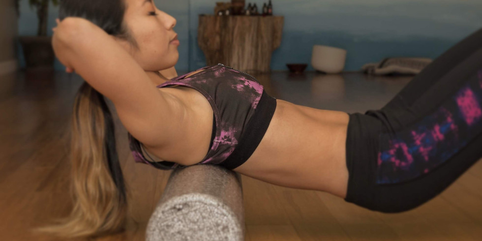 Therapeutic Pilates with Foam Roller