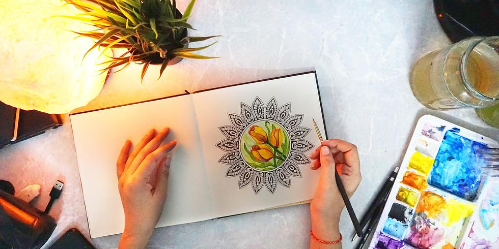 Mandala Meditation with Marcia