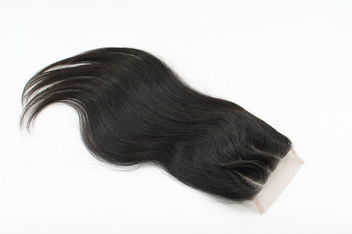"""Straight closure (lace based) 12""""-22"""""""