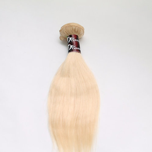 1 NATURAL THICK  BUNDLE ( BLONDE )