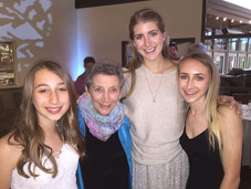 Mal, Grandma Flo & Cousins