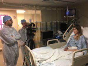 Facing mortality: a young woman's lifelong battle with illness