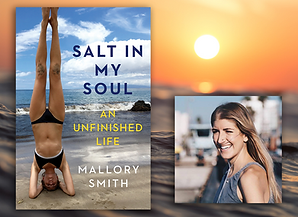 "Diane Shader Smith Speaks About ""Salt in My Soul: An Unfinished Life"""