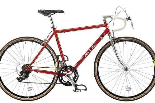 Viking Retro Roadie Gents Road Bike