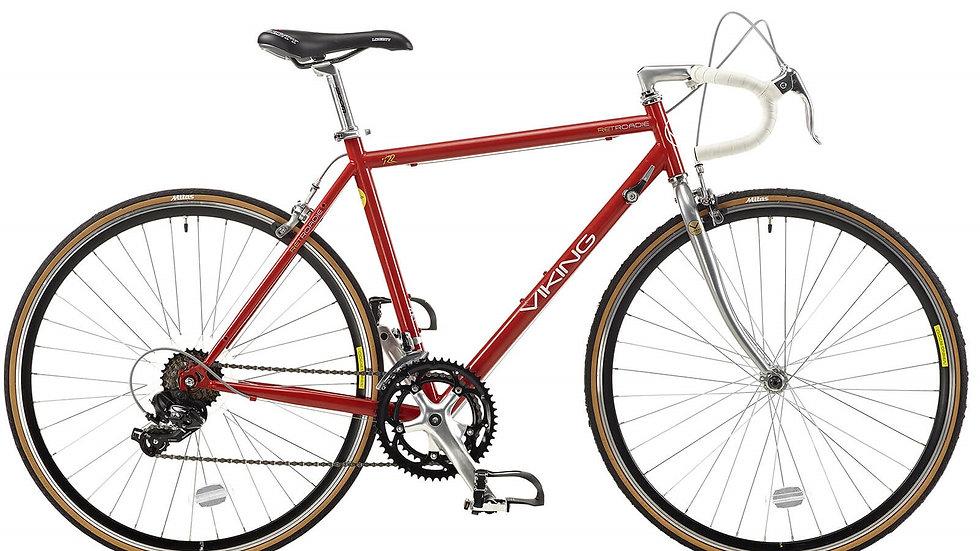 Viking Retro Roadie Gents Road Bike