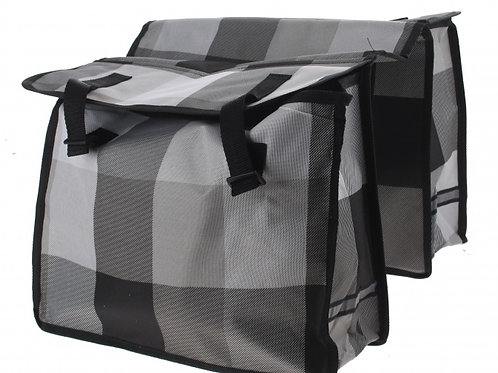 Ex Display Pannier Double 20Ltr Large Check