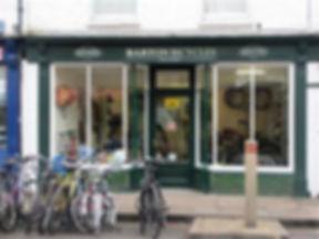 Barton Bicycles King Street Shop Front