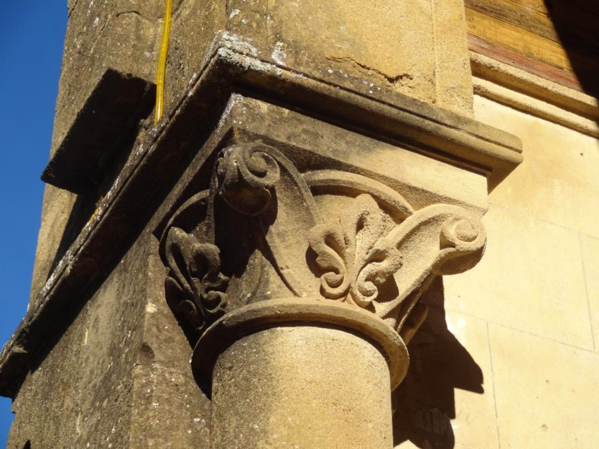 eglise detail