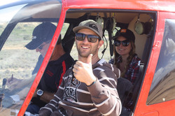 Helicopter Flights Coral Bay 2016