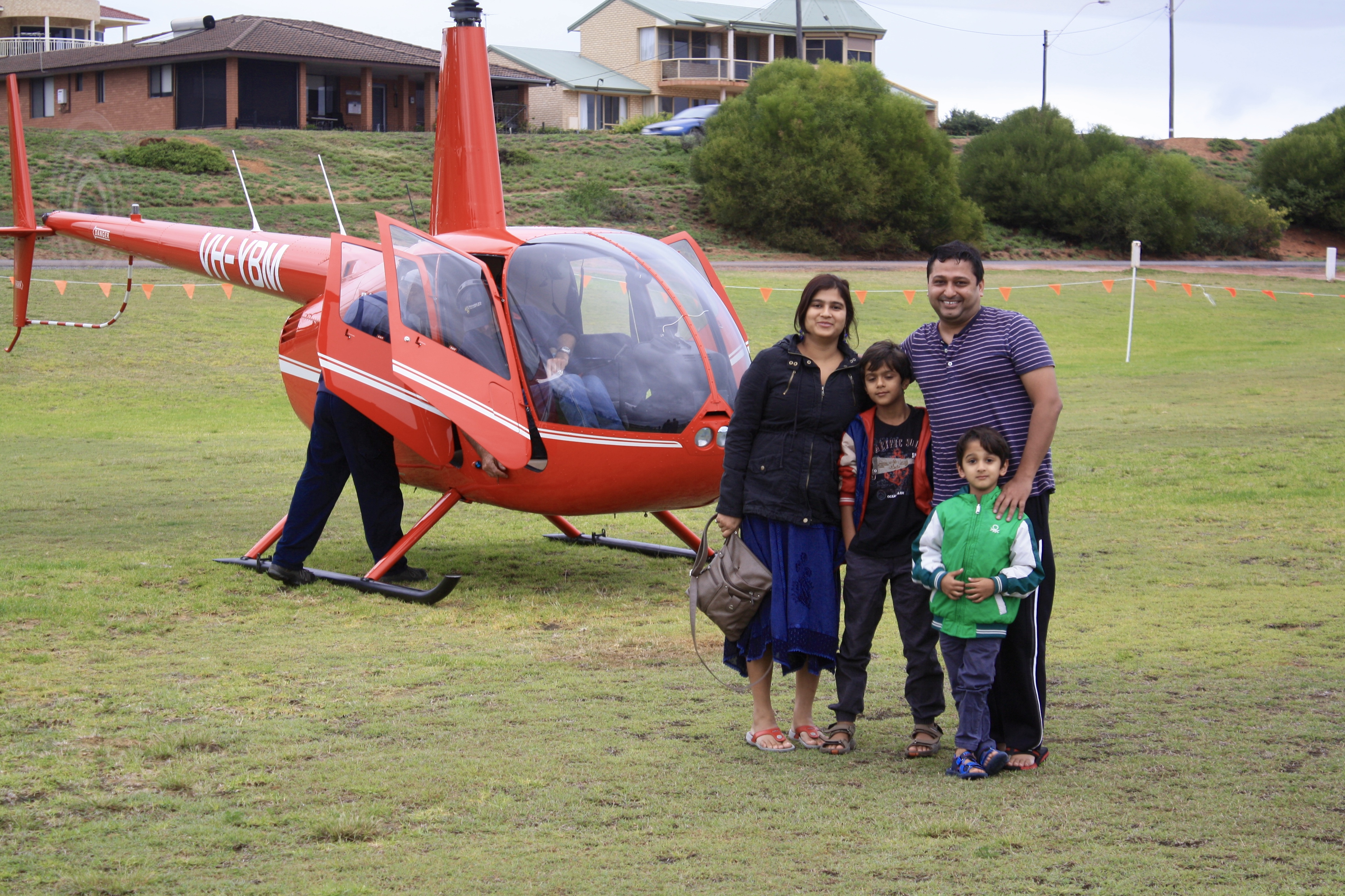 Helicopter Flights Kalbarri