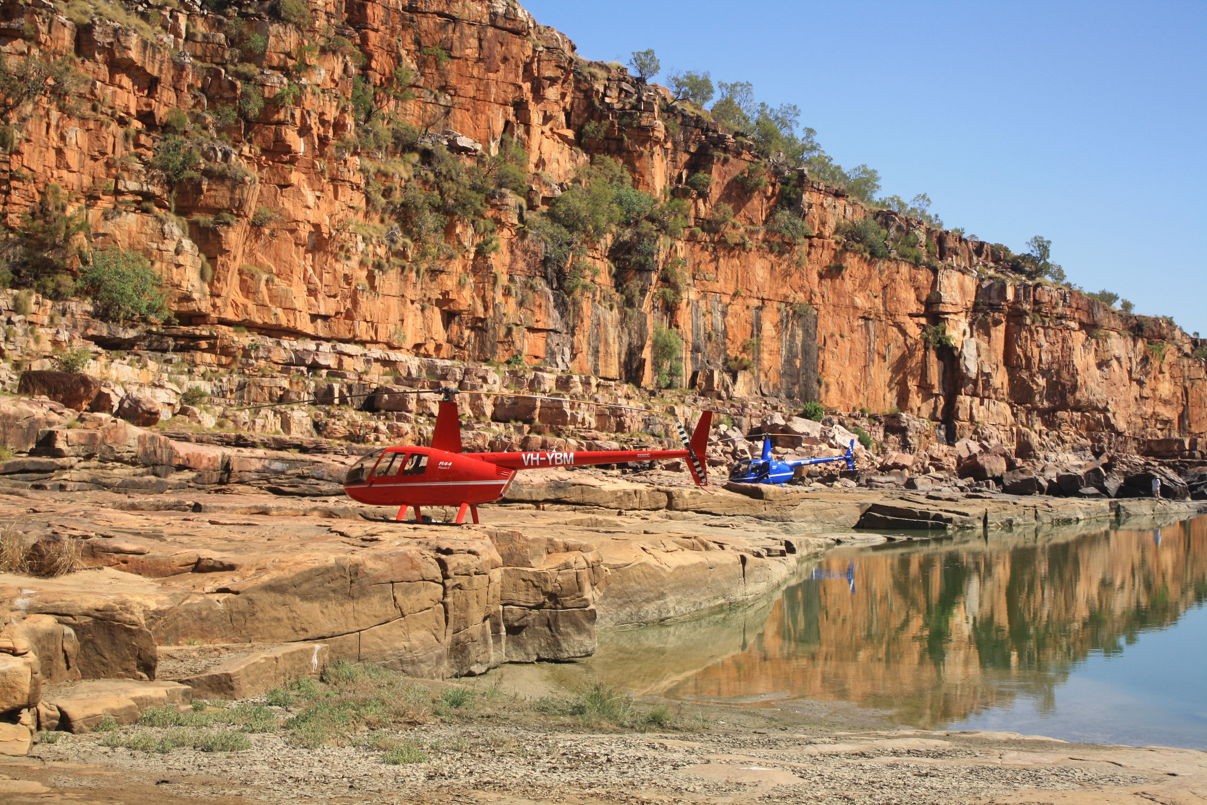 The Kimberley's WA 2015