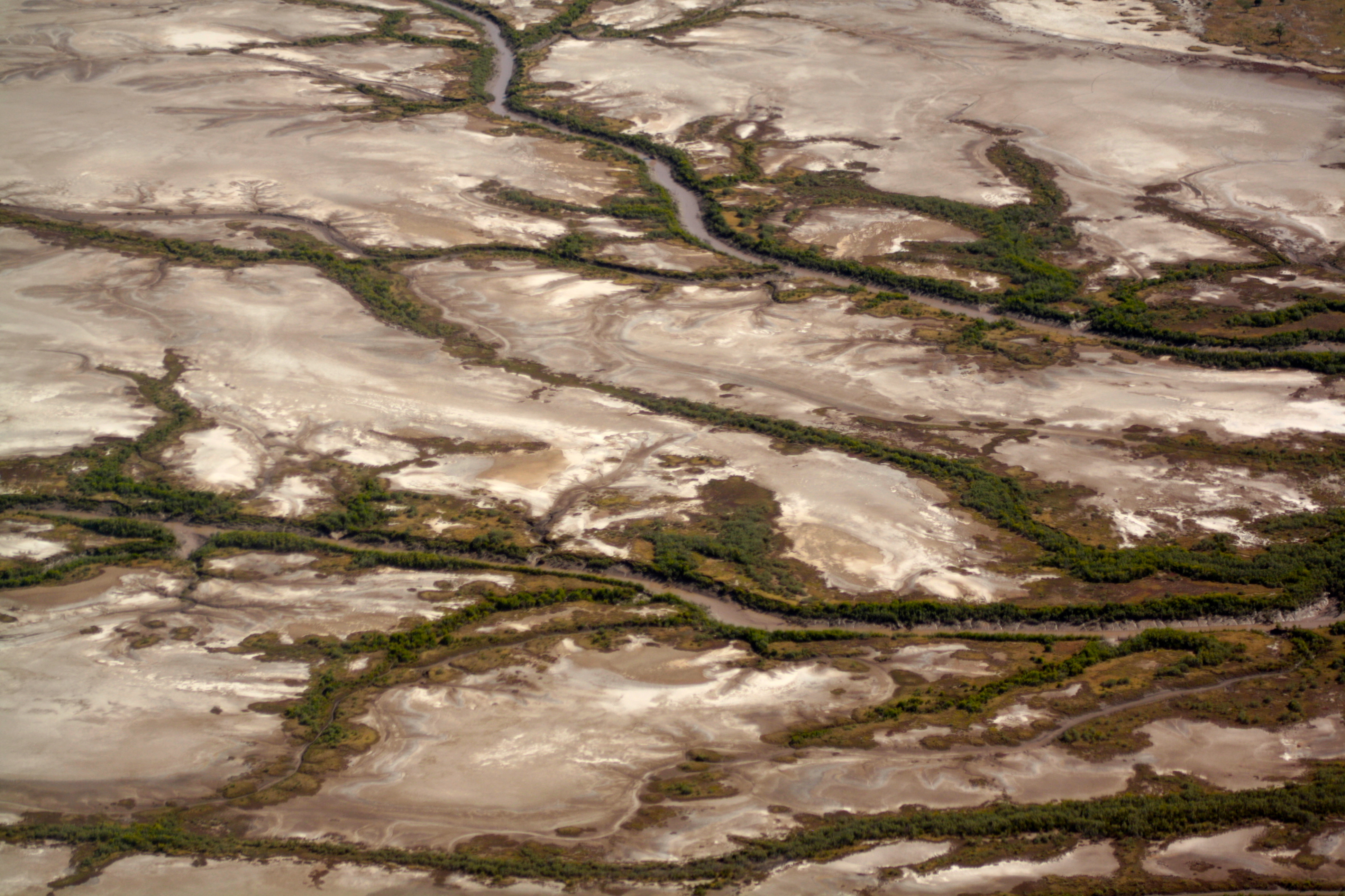 Floodplain patterns