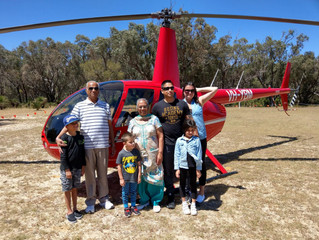 A stunning weekend at The Yanchep National Park