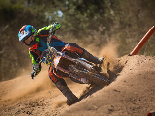 WCHS announces Sponsorship of local MX rising star Dylan Walsh.