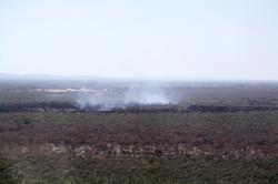 Bush Fires in Gingin 2015