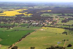 Farmland near New Norcia