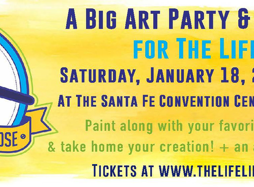 Paint with Purpose Tickets