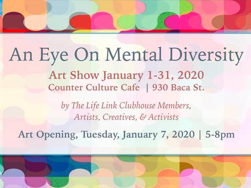 A Life Link Art Show at Counter Culture