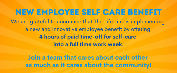 NEW EMPLOYEE SELF CARE BENEFIT We are gr