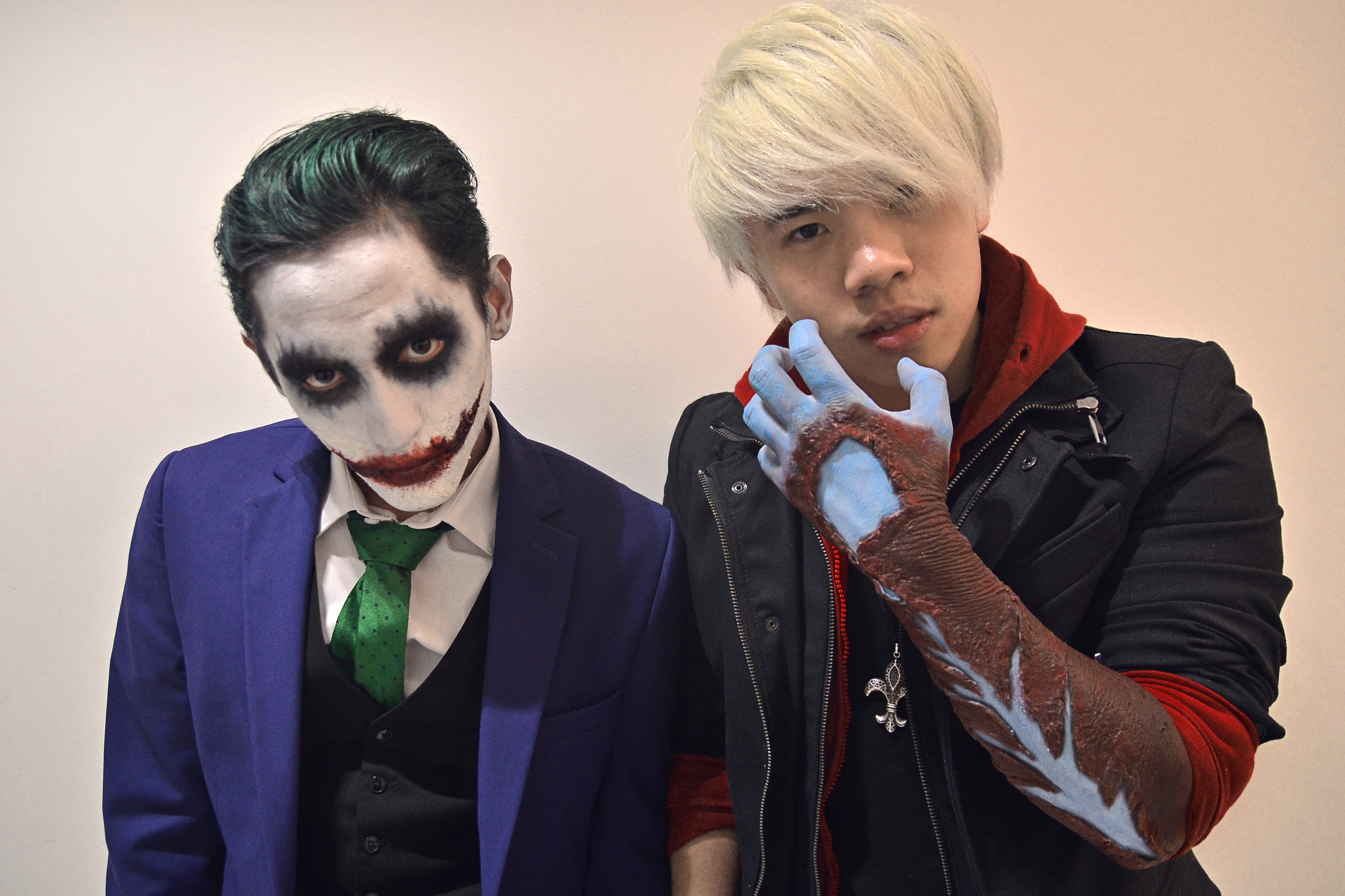 The Joker & Nero