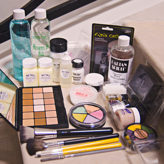 Camera Ready Cosmetics, Zuca & MAKE UP FOR EVER haul