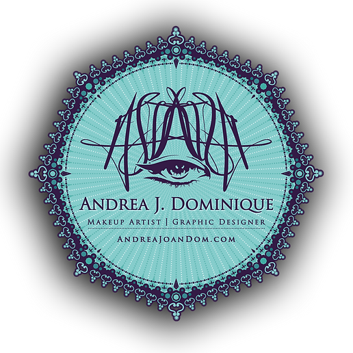 Andrea Dominique Makeup Artist Singapore logo